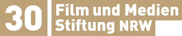 Logo 30 Jahre Filmstiftung