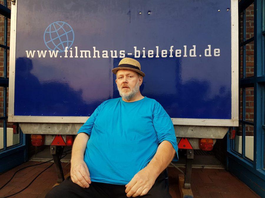 Treuer Fan: Hans Werner Neumann besucht seit 18 Jahren alle FilmSchauPlätze