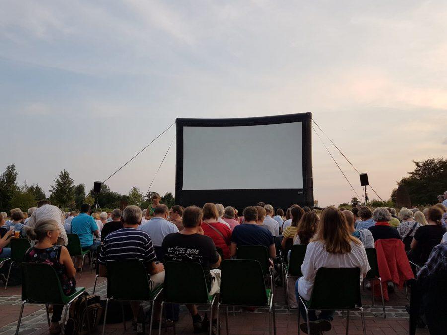 Großer Andrang beim ersten FilmSchauPlatz 2018