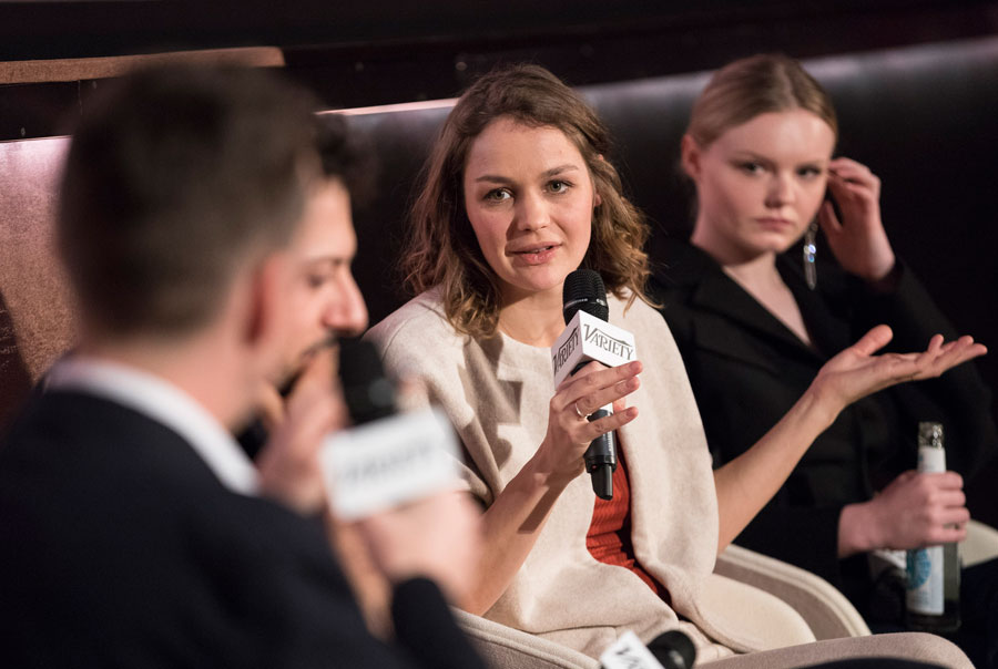 'Face to Face with German Films' mit u.a. Luise Heyer und Maria Dragus